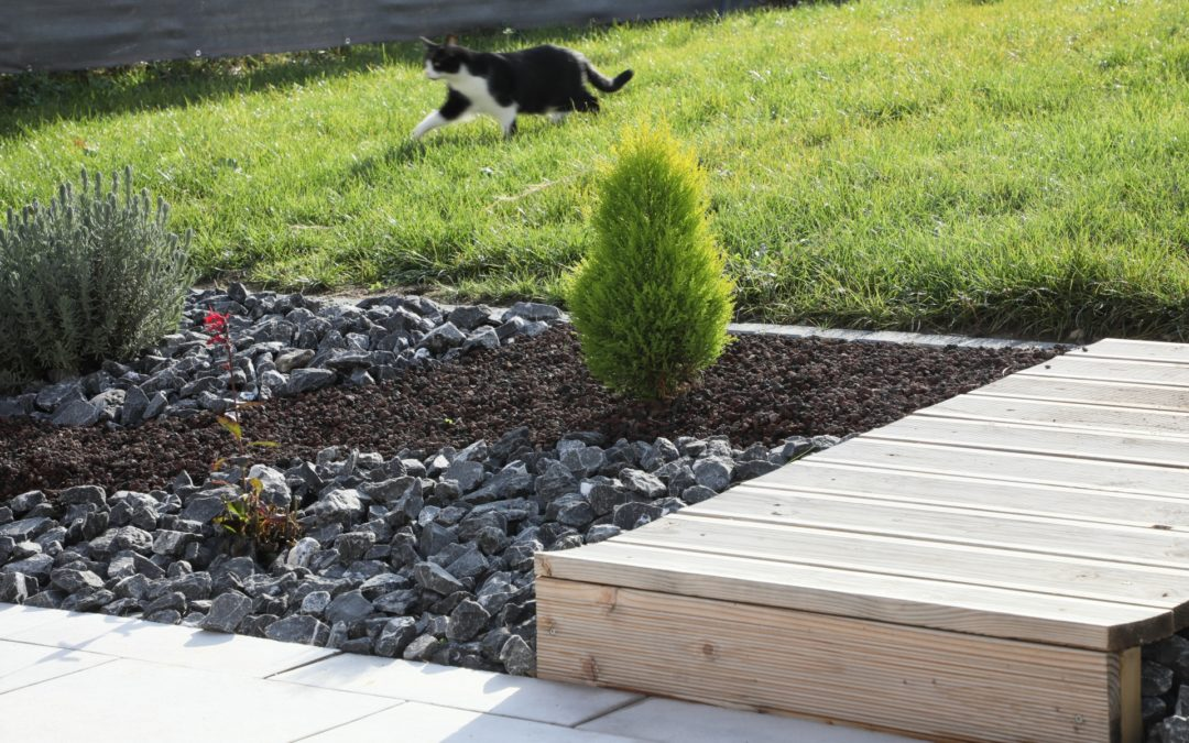 Aménagement de jardin à Creutzwald
